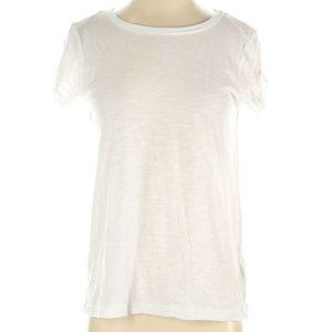 Free People We The Free White Short Sleeve Top Sm